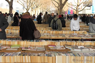 Bookstalls on the South Bank
